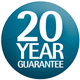 20-year guarantee