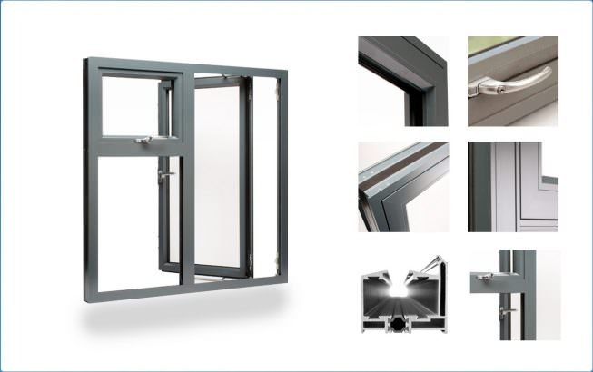 origin aluminium windows raynes park