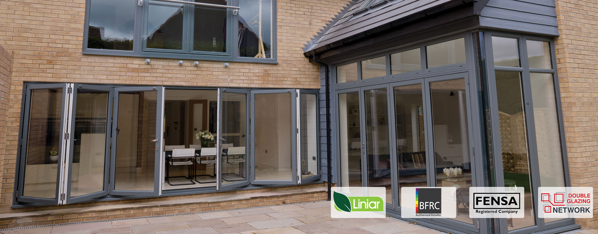 Aluminium Bi Fold Doors London Bi Folding Doors Aluminium Doors