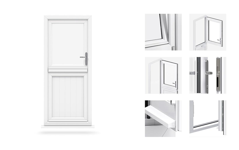 upvc stable doors richmond