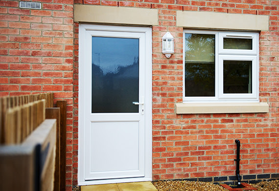 uPVC door designs London