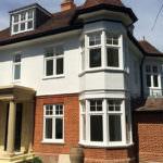 timber window prices london