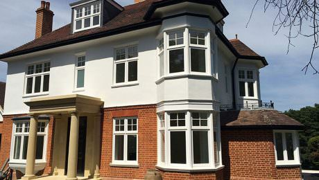 timber window prices london