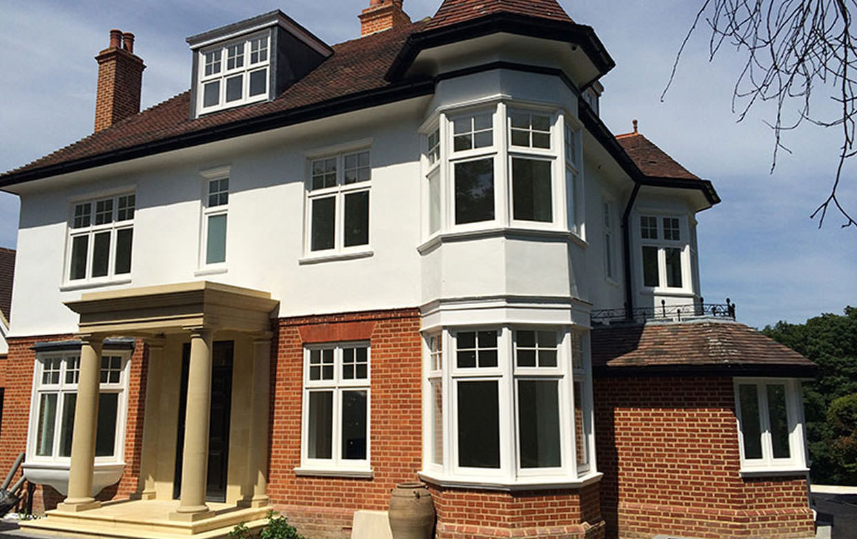 Wooden windows top wimbledon windows for Best price wood windows