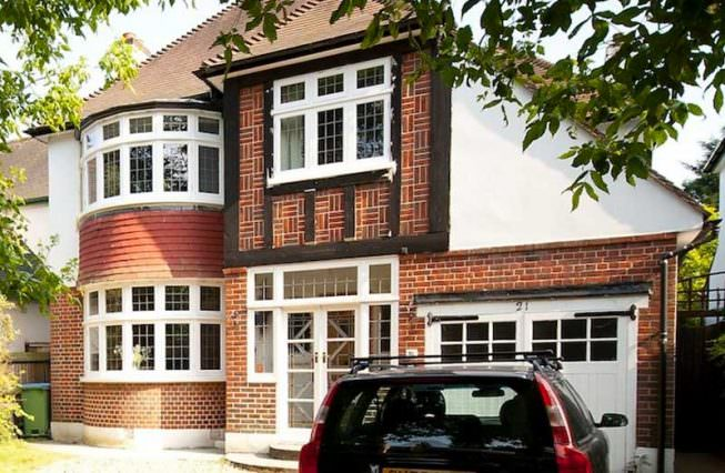 timber Windows raynes park