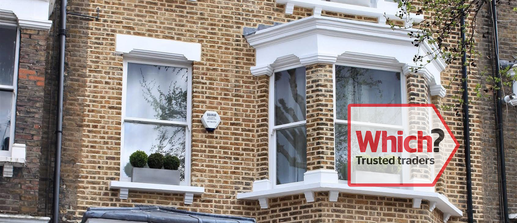 High-Security uPVC Windows for Homes in Wimbledon
