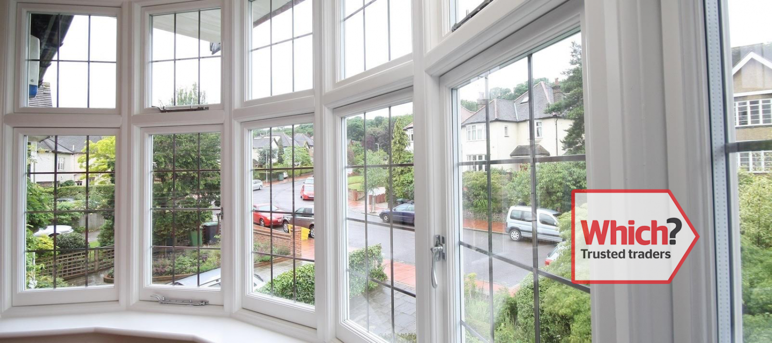 Energy Efficient uPVC Windows installed in Wimbledon