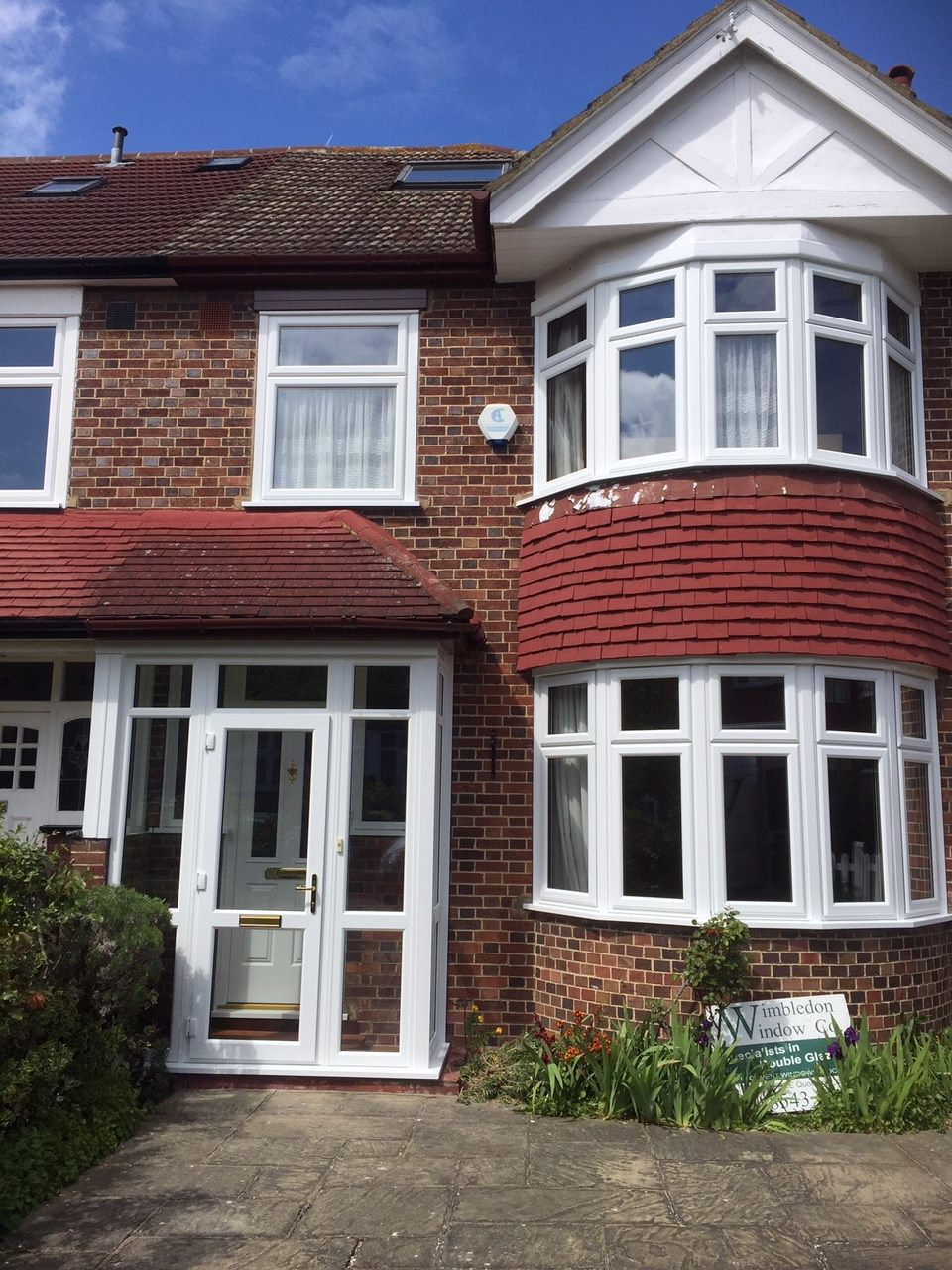 double glazed porch london