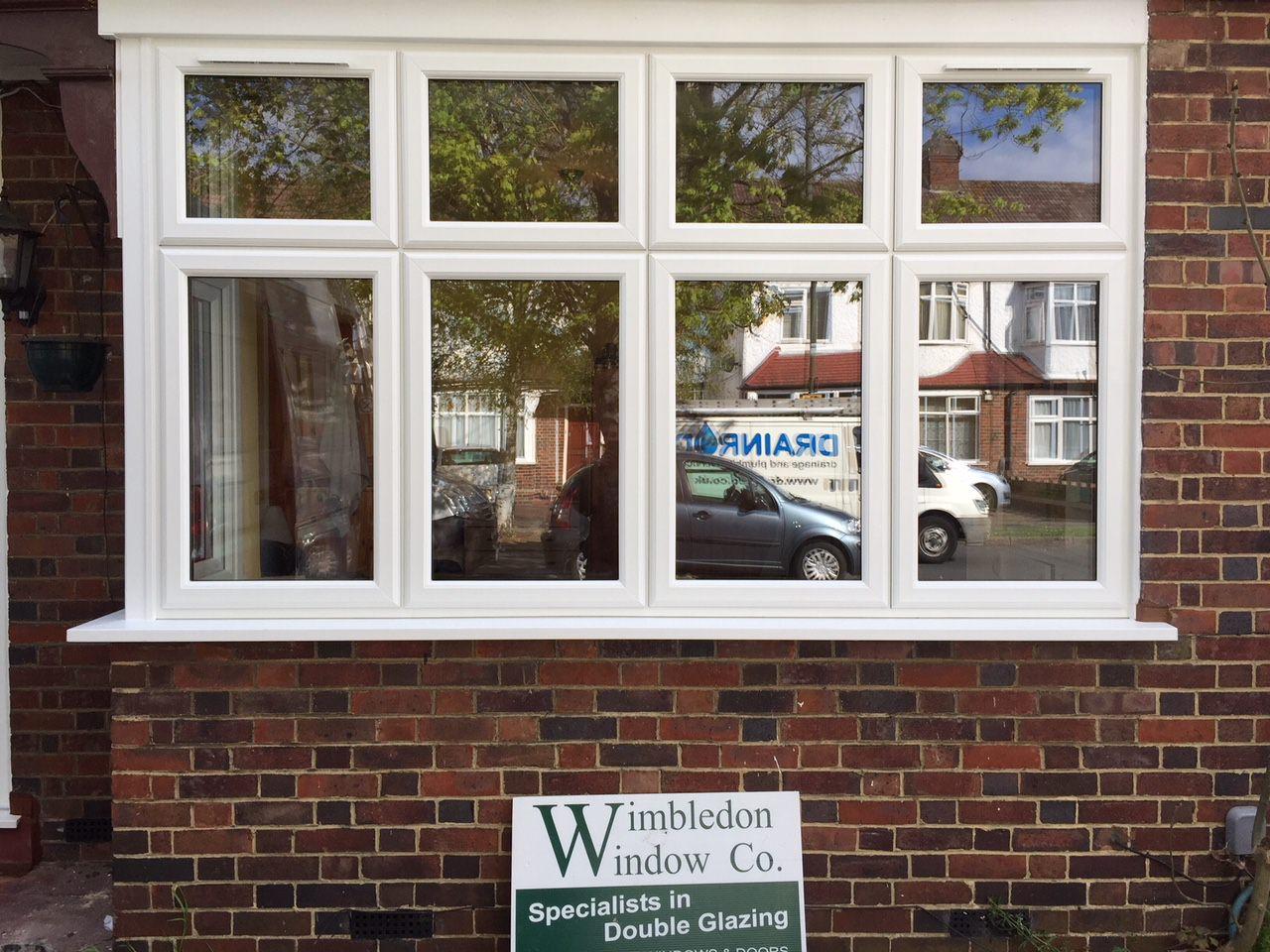 double glazed windows wimbledon