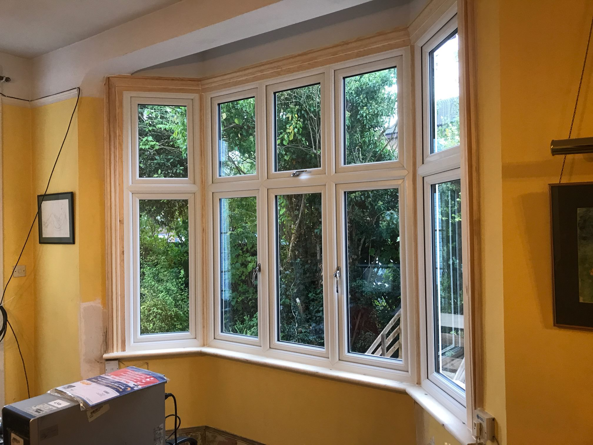bay window supply and installation