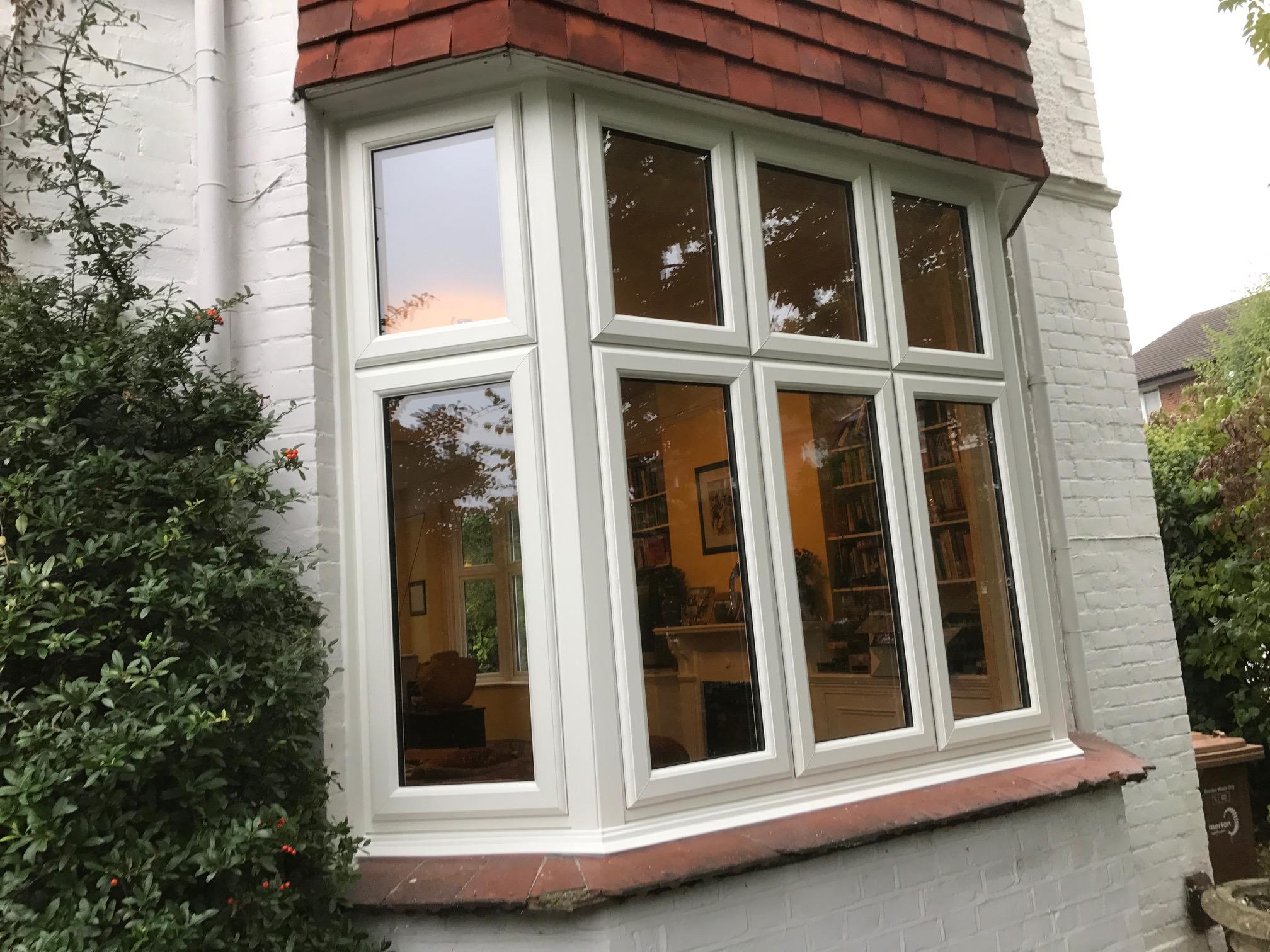 bay window installation london