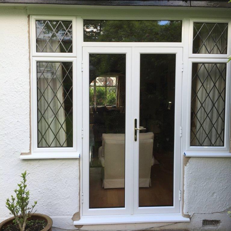 French doors wimbledon