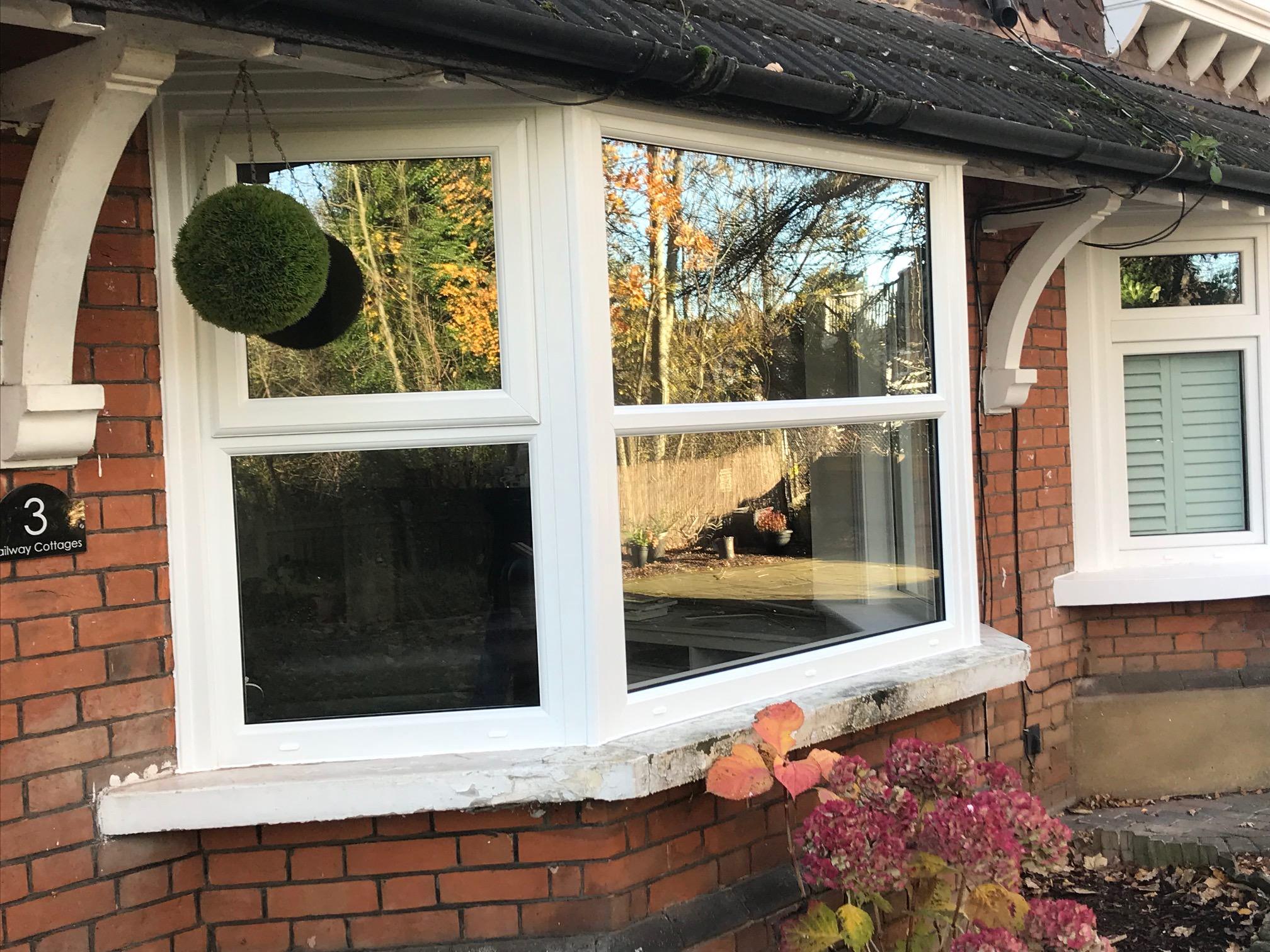 Bay windows wimbledon