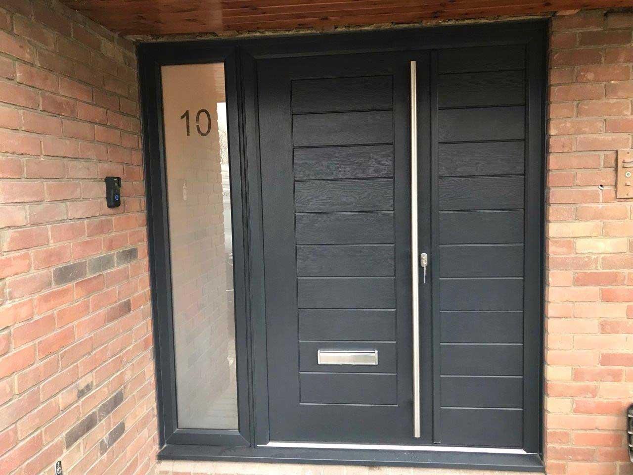 Composite Doors London Prices
