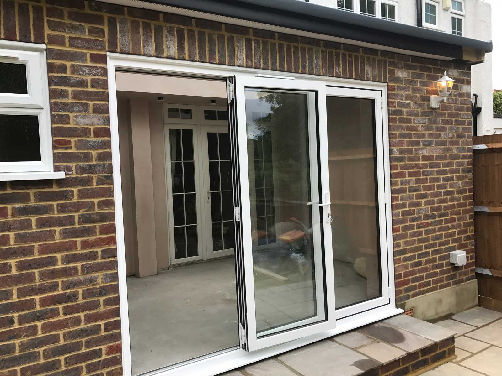 uPVC Back Doors Epsom
