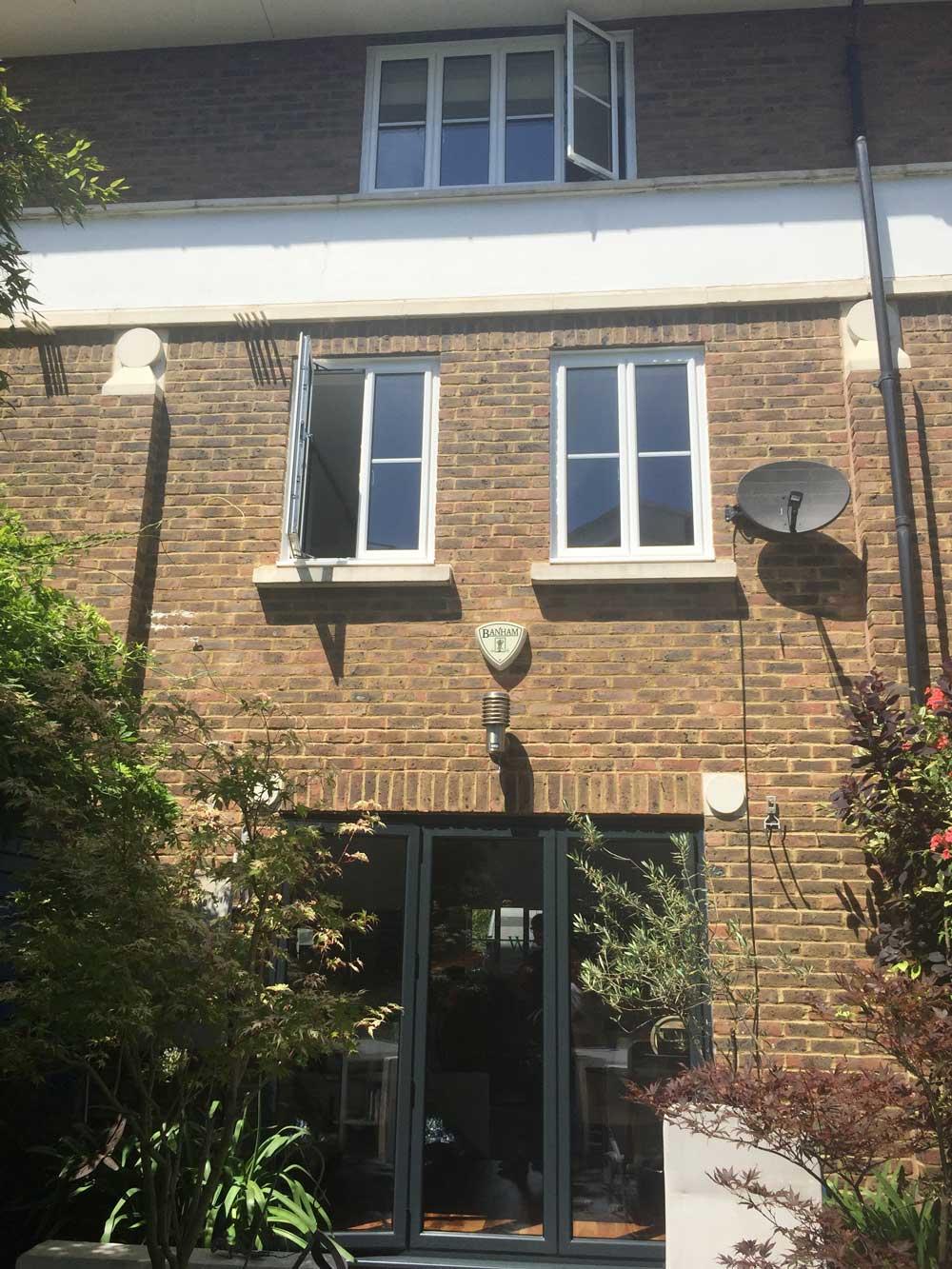 Aluminium Window Prices London