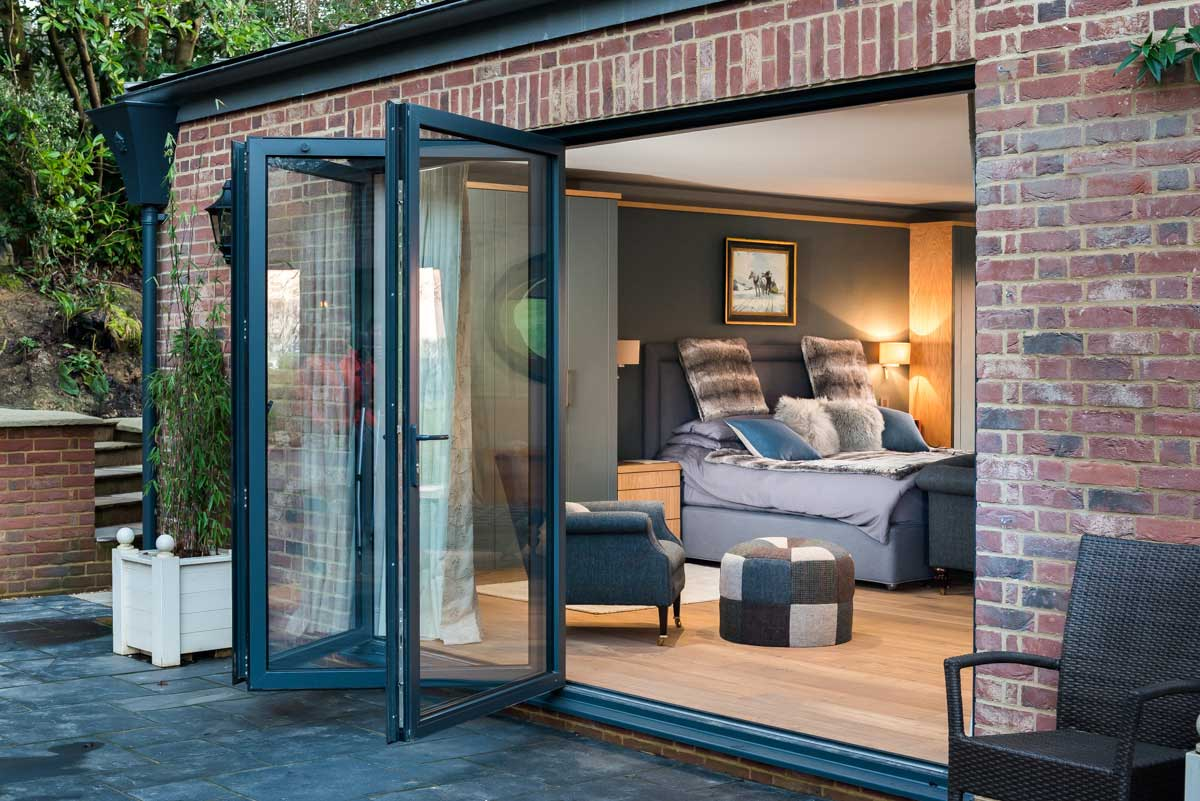 Internal Bifold Doors Wimbledon