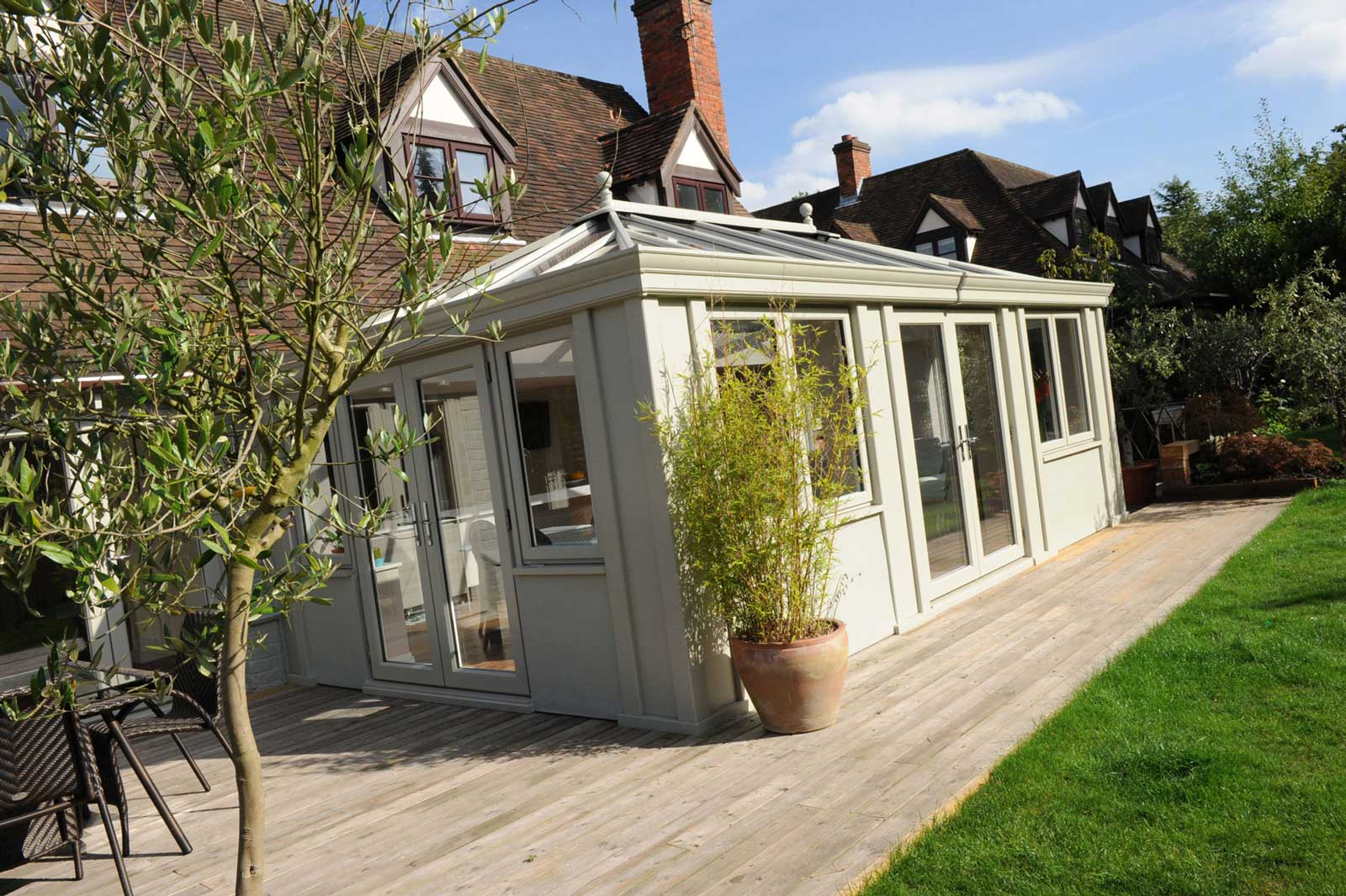 Double Glazed Conservatories Epsom