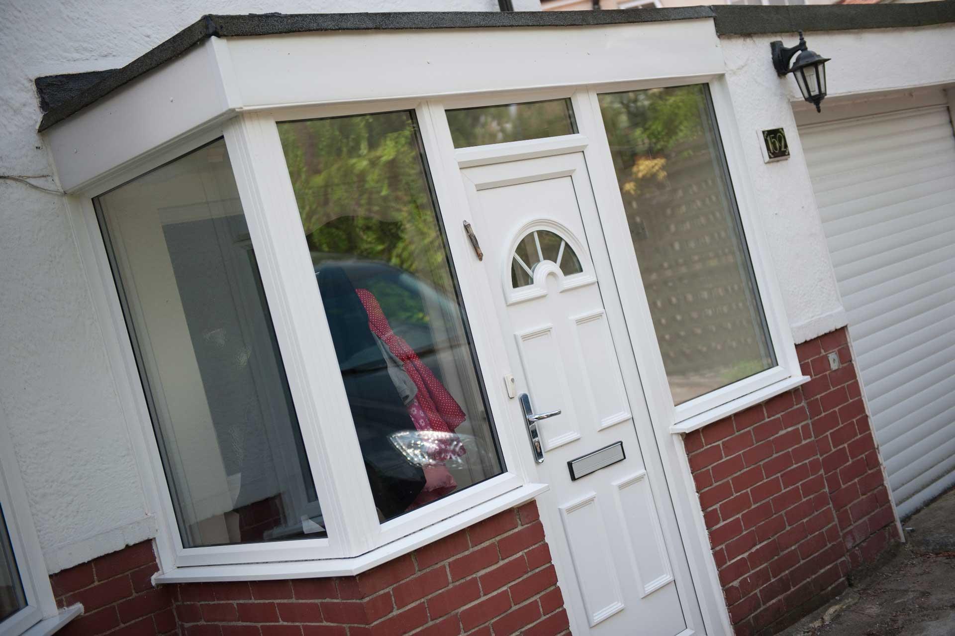 uPVC Front Doors Wimbledon
