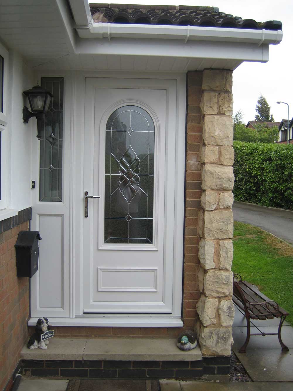 upvc back doors Raynes Park