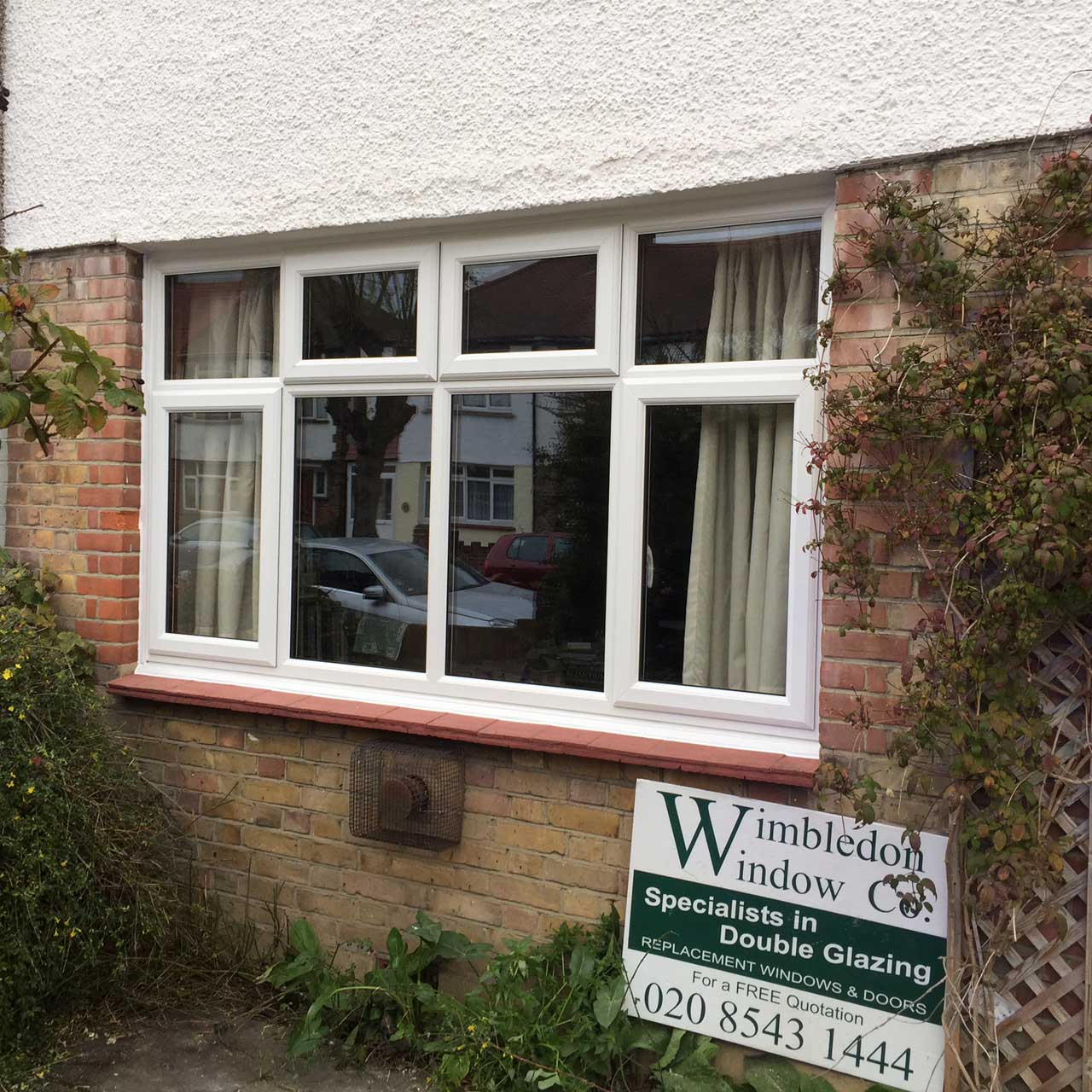 Casement Windows Wimbledon