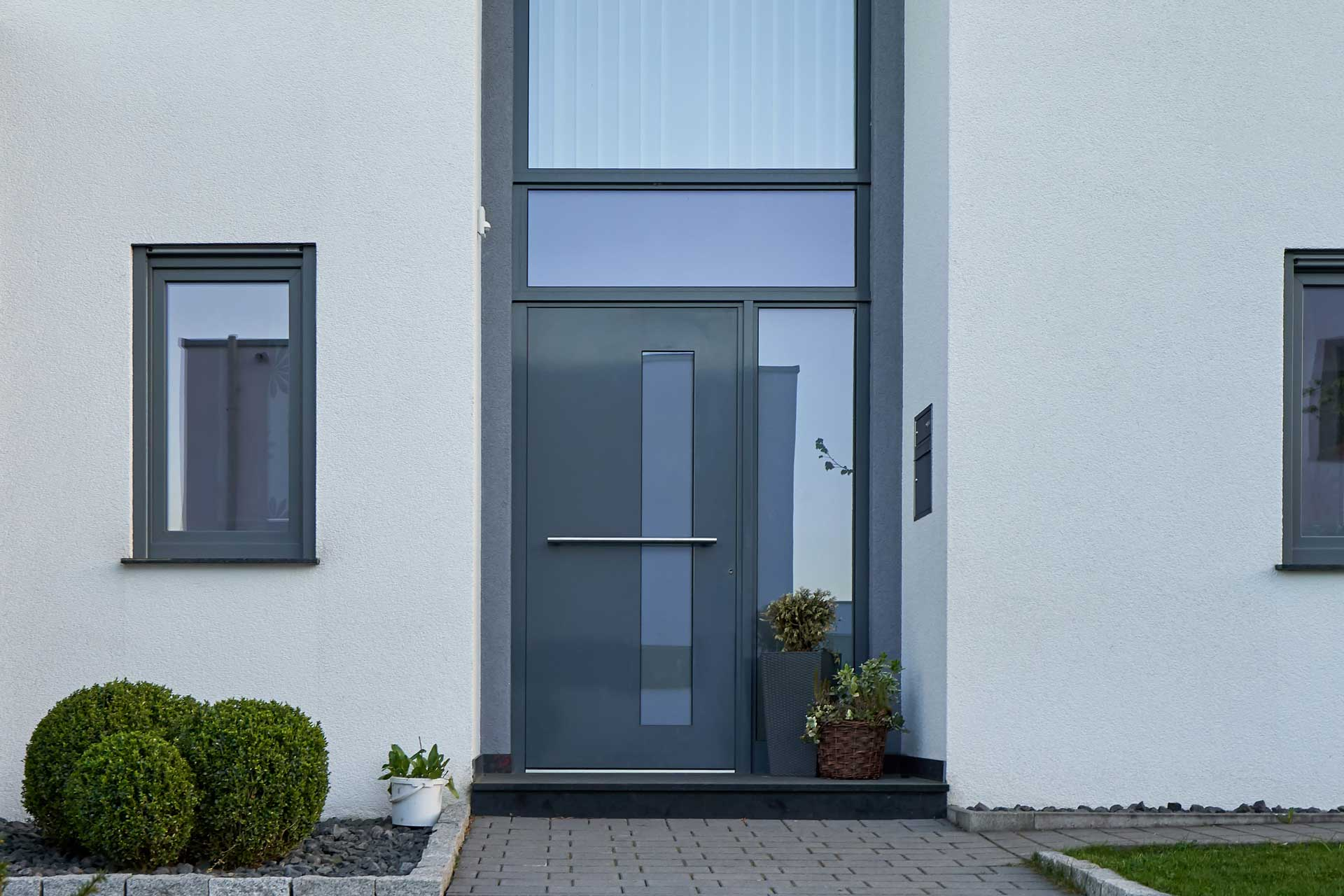 Aluminium Glass Door Wimbledon