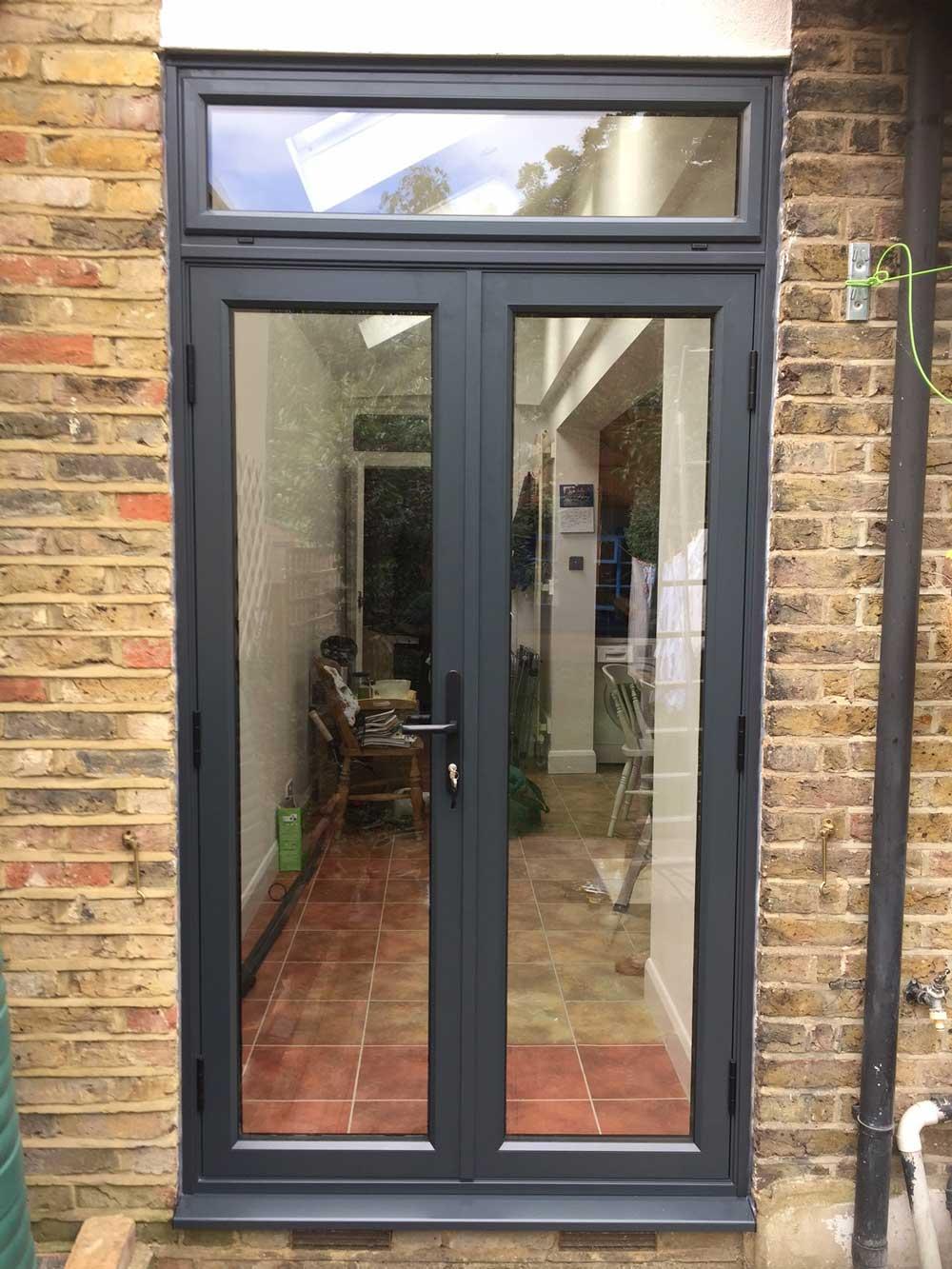 Black French Door Wimbledon