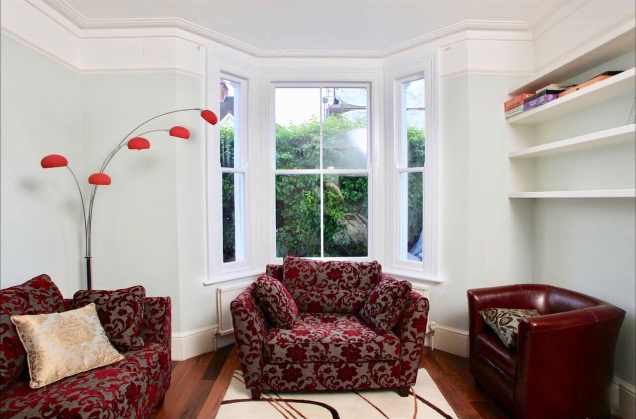 Rehau Heritage Sash Windows Wimbledon
