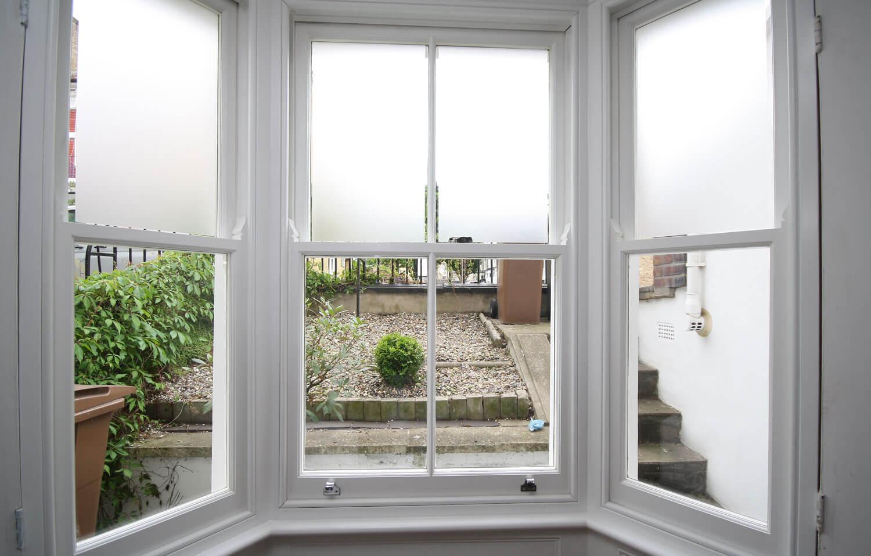 Wooden Sash Windows Wimbledon